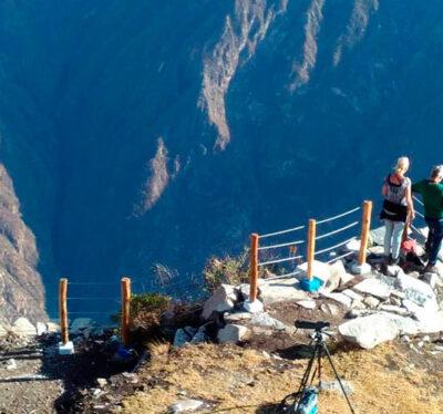 Mirador de los Cóndores Tour – Chonta