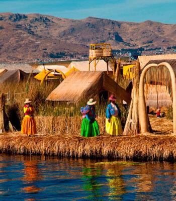 Tour in the City of Puno 2D/1N (Cusco – Puno)