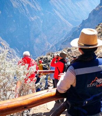 Tours Cañón Del Colca – Chivay 2D/1N